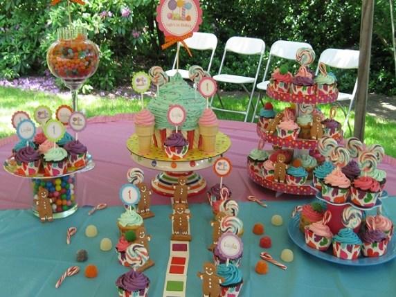 Festa di compleanno bambini idee buffet e torta for Idee per torta di compleanno
