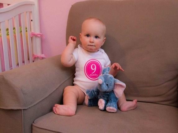 9 mesi neonato
