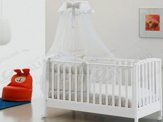 Lettini per bambini i modelli migliori da scegliere - Culla neonato da attaccare al letto ...