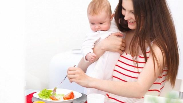 alimentazione in allattamento