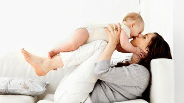 foto mamma e figlio