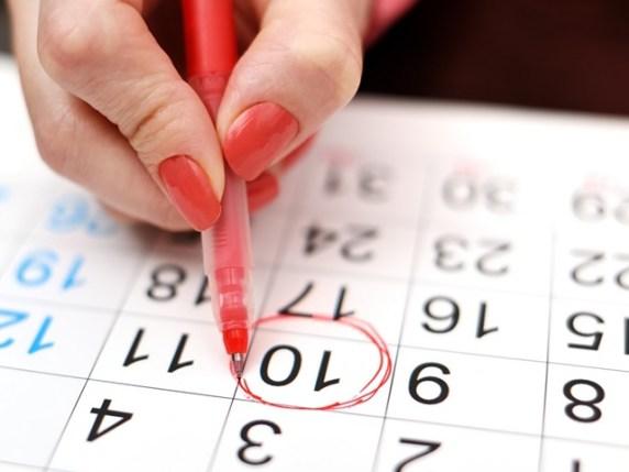 Calendario fertilità