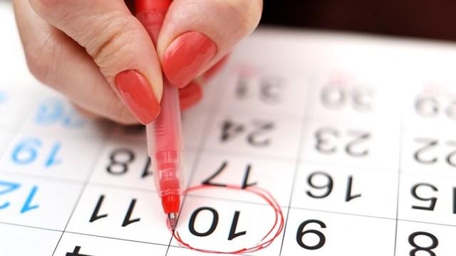 Calendario Mestruale Giorni Fertili.Dopo Il Ciclo Si E Fertili Come Funziona L Ovulazione