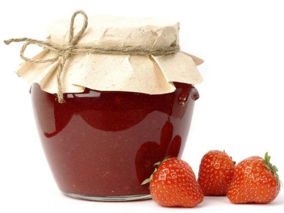marmellata di fragole in gravidanza
