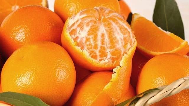 mandarini in gravidanza