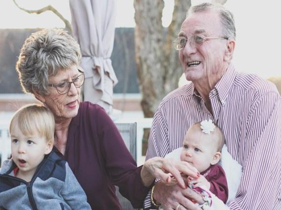 poesie sui nonni