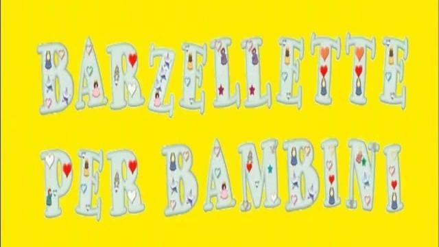 Barzellette Per Bambini Piccoli Le Più Belle Passione Mamma