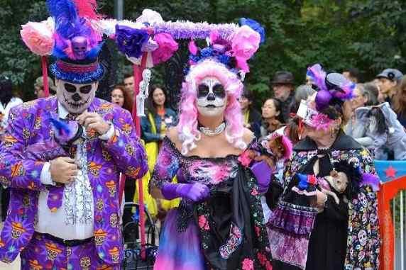 Halloween sfilata