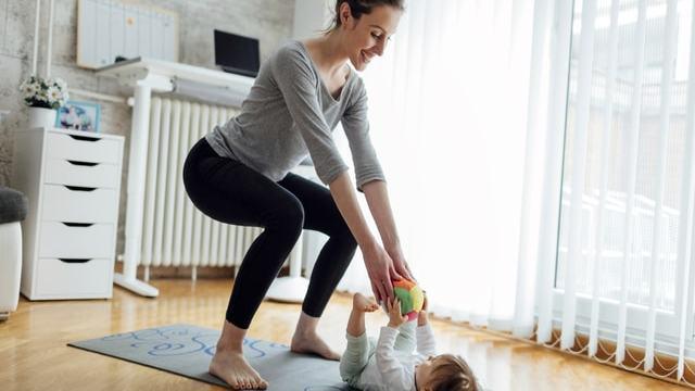 Perdere peso dopo il parto, perché è così difficile