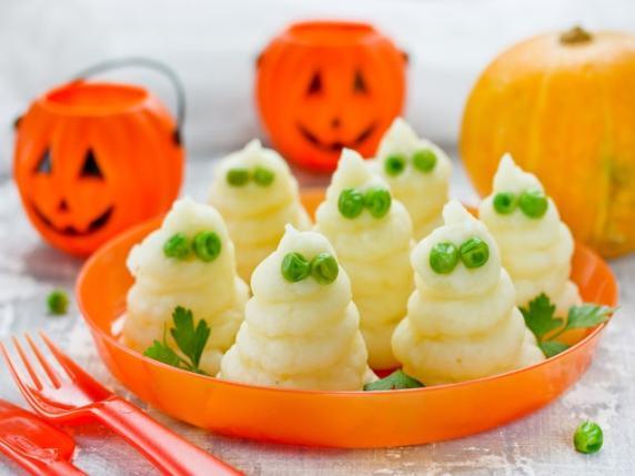 Ricette fantasmi di patate