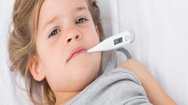bambina febbre