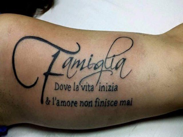 Favorito Tatuaggio famiglia: i disegni più belli e originali - Passione Mamma PO28