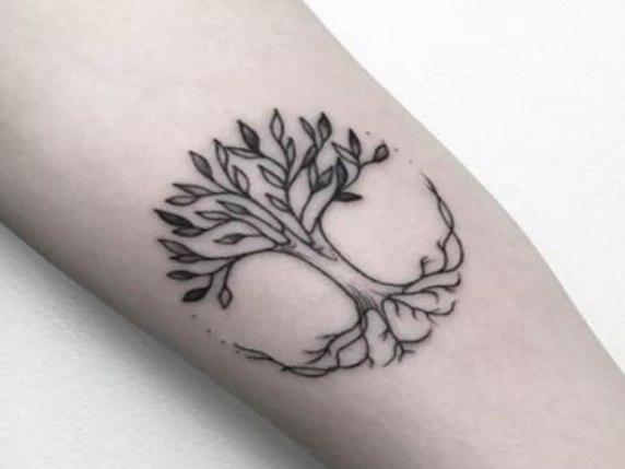 tatuaggio famiglia