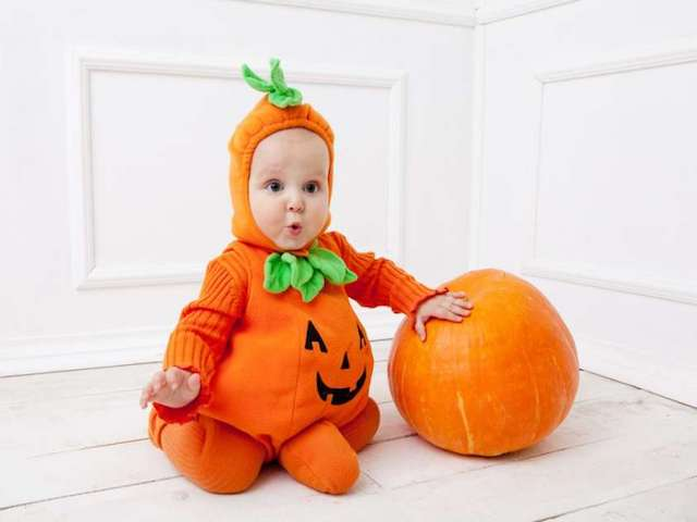 2f731a1a0d93b Vestiti Halloween neonati  i più belli - Passione Mamma