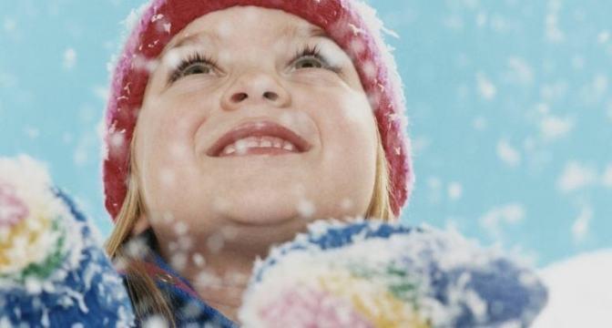 Cinque caratteristiche dei bambini nati in inverno
