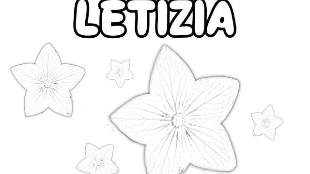 Letizia nome origine, significato e onomastico