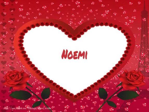 noemi_nome_significato