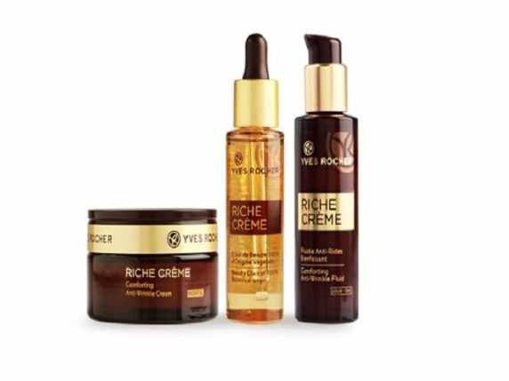 set crema anti età