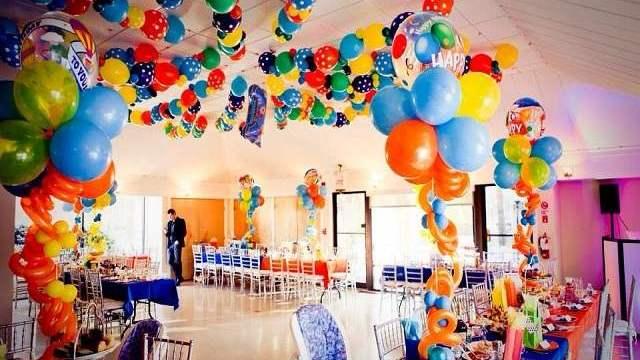 Addobbi per il primo compleanno del bambino idee e consigli for Decorazioni feste