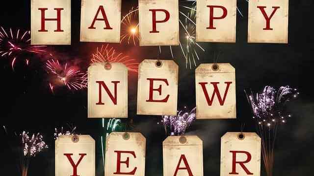 auguri buon anno figli