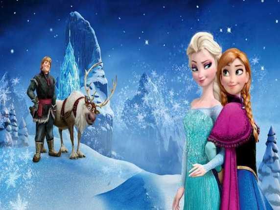 Frozen personaggi