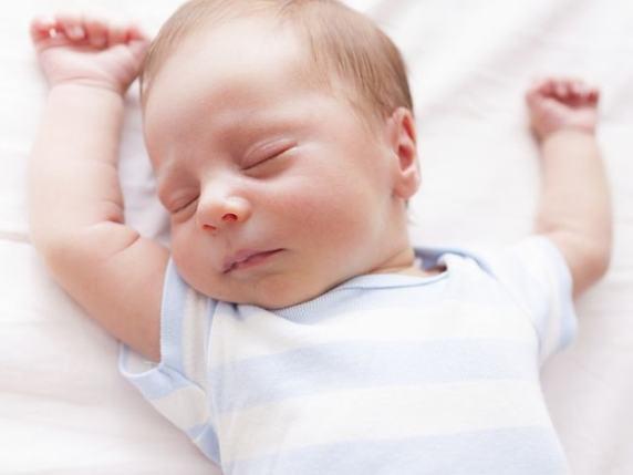 Macchie di colore bianco sul viso del neonato. Cos'è il miglio