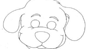 maschera cane