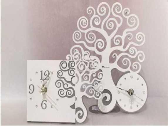 albero della vita orologi