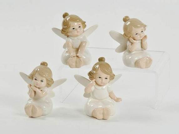 angioletti di ceramica
