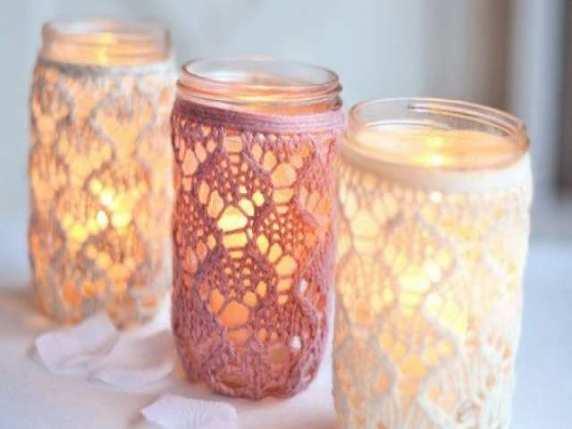 candela macramè