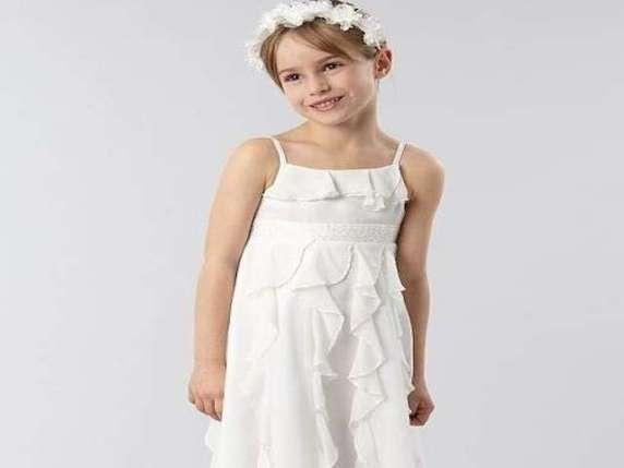 Vestiti comunione bambina  idee e spunti - Passione Mamma d320b8b6805