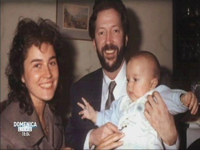 Lory Del Santo, gaffe a Domenica Live sulla morte del figlio Conor