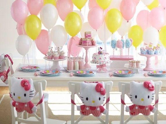 hello kitty primo compleanno