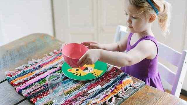 montessori metodo a casa