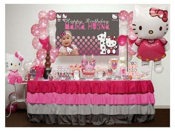 Tavolo Compleanno Bambina : Primo compleanno bimba: 10 idee originali per la festa passione mamma