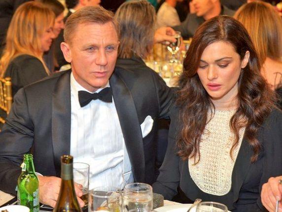 Rachel Weisz e Daniel Craig figlio