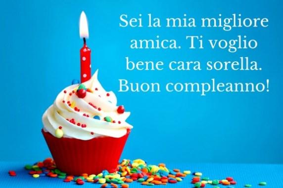 Buon Compleanno Sorella Le Frasi Più Belle Da Dedicare Passione Mamma