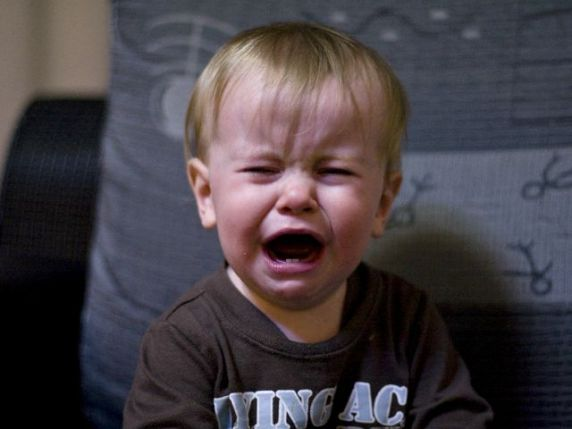 pianto senza motivo