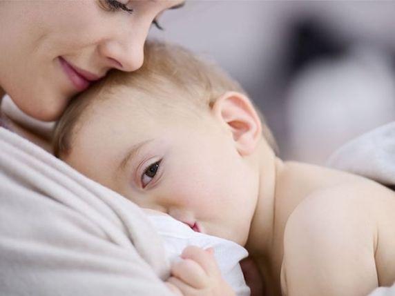allattamento al seno e vantaggi