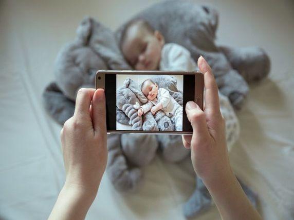 foto dei figli