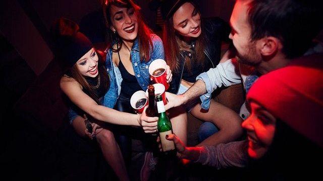 giovani e alcol