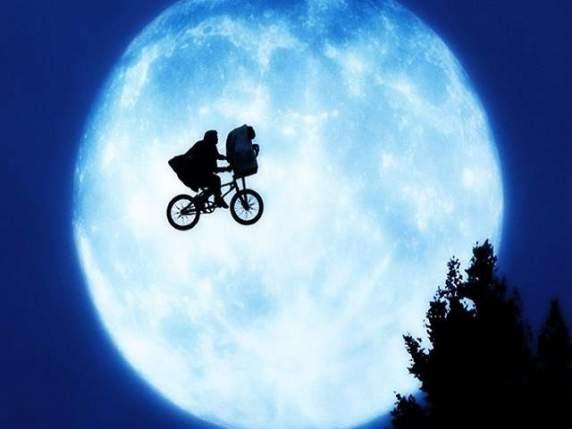 bicicletta luna