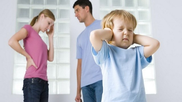 genitori divorziati