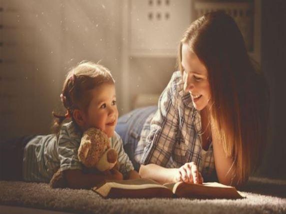 parlare con bambino