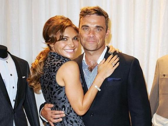 robbie williams ayda fields