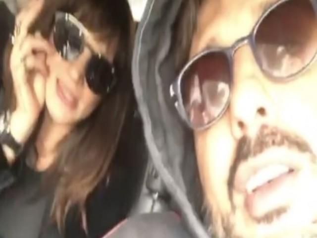 Fabrizio Corona e Asia Argento, famiglia allargata: eccoli con Carlos Maria