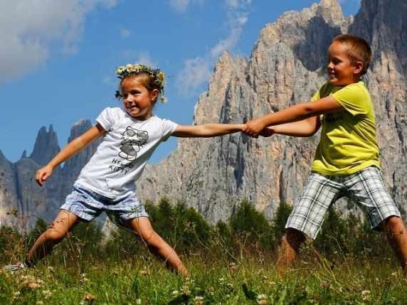 foto vacanze in montagna