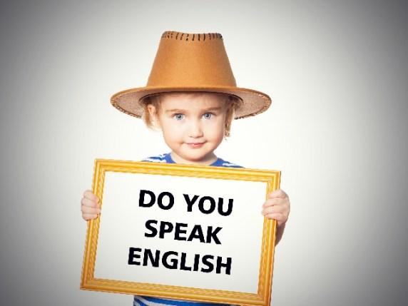 foto insegnare inglese bambini