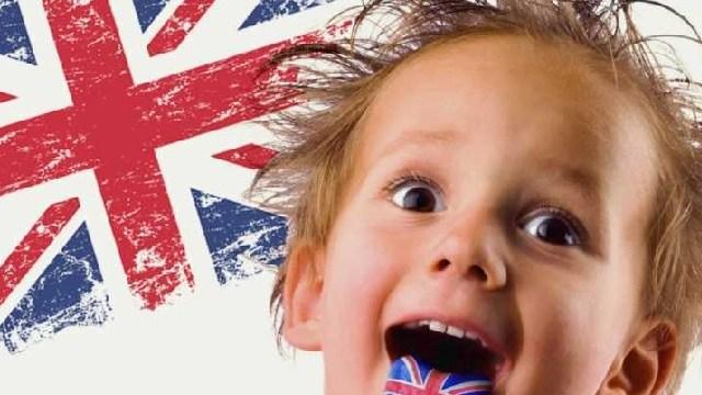 foto insegnare inglese bambini piccoli
