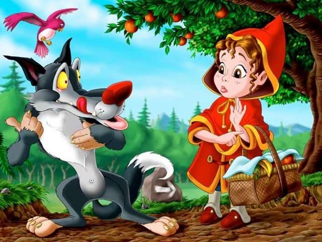 Cappuccetto rosso storie per bambini favole per bambini